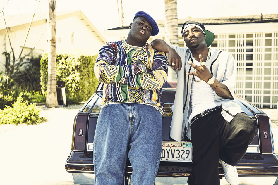 """""""Unsolved: The Murders of Tupac and The Notorious B.I.G."""" premiers Feb. 27, 2018 at 10 p.m. (EST) on the USA Network (CNW Group/Core Magazines)"""