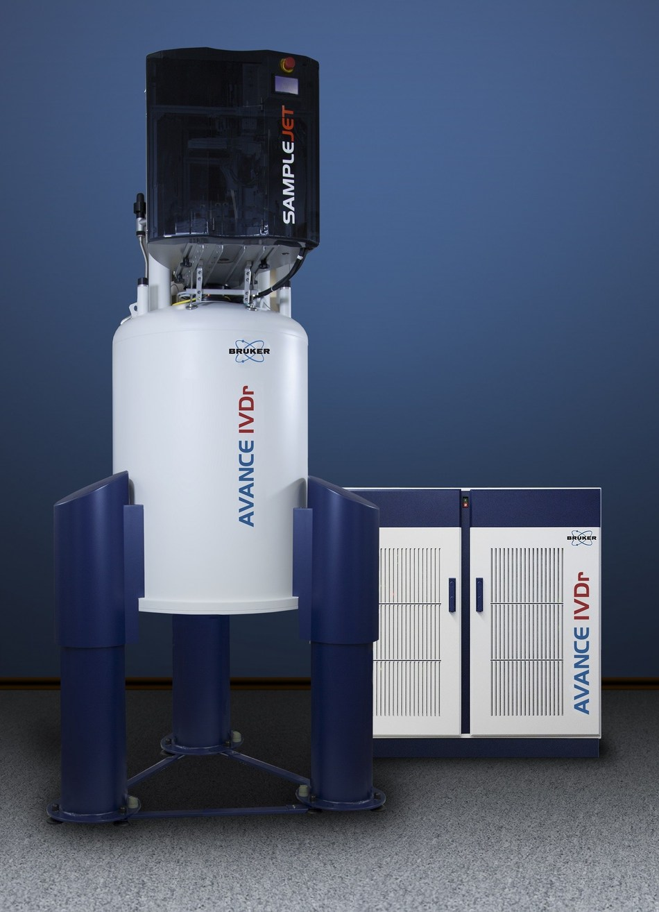 Avance IVDr - Bruker's NMR IVDr Platform for Translational Phenomics Research