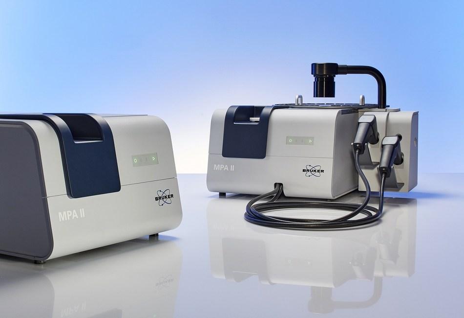 MPA II, the next generation FT-NIR Multi Purpose Analyzer