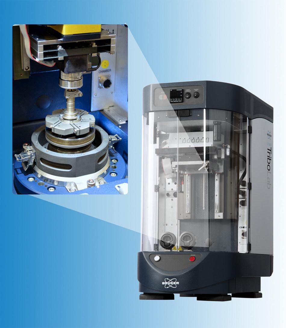 UMT TriboLab™ Brake Material Screening module