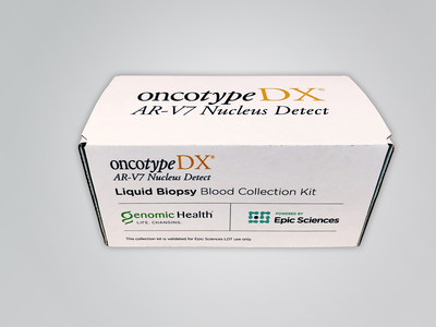 Oncotype DX AR-V7 Nucleus Detect test collection kit