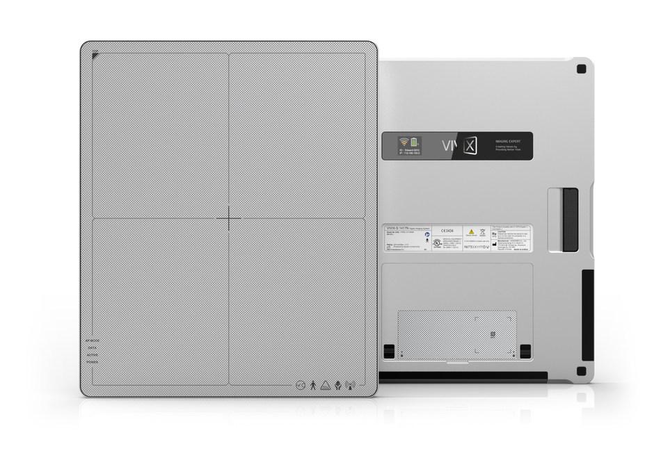 Multi-purpose Portable Flat Panel Detector for Digital Radiography, VIVIX-S 1417N