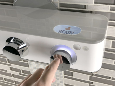 Livin Shower Makes its European Debut at Mobile World Congress After Passing $100K in Pre-orders