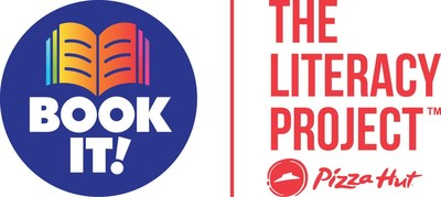 BOOK IT! & The Literacy Project Logos