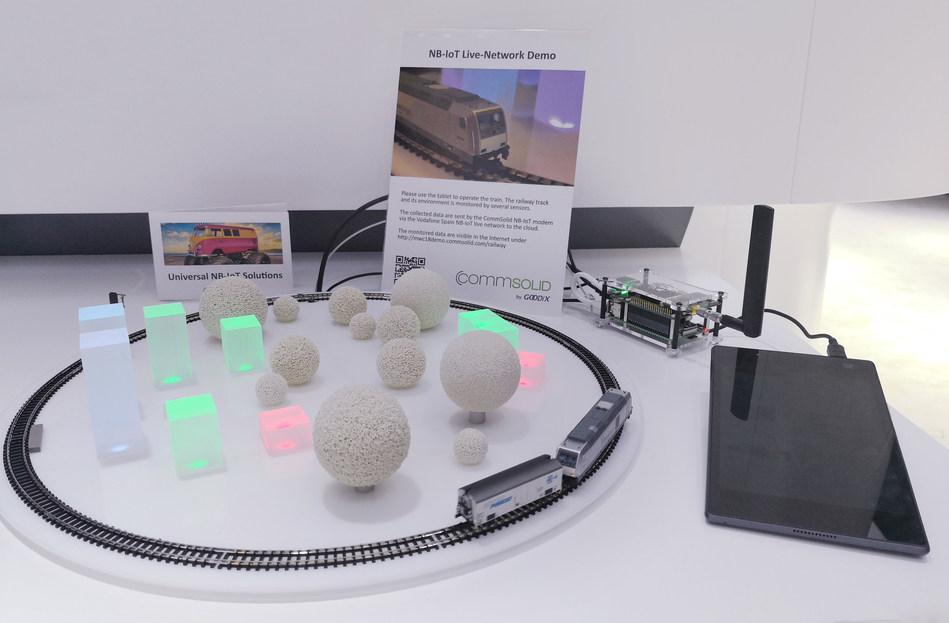 NB-IoT Based Environmental Sensing for Smart Logistics