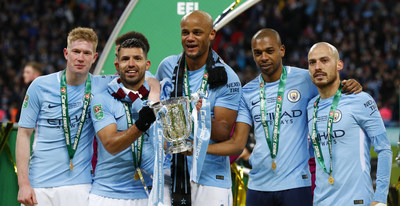 Nexen Tire's Partner Manchester City Wins Carabao Cup