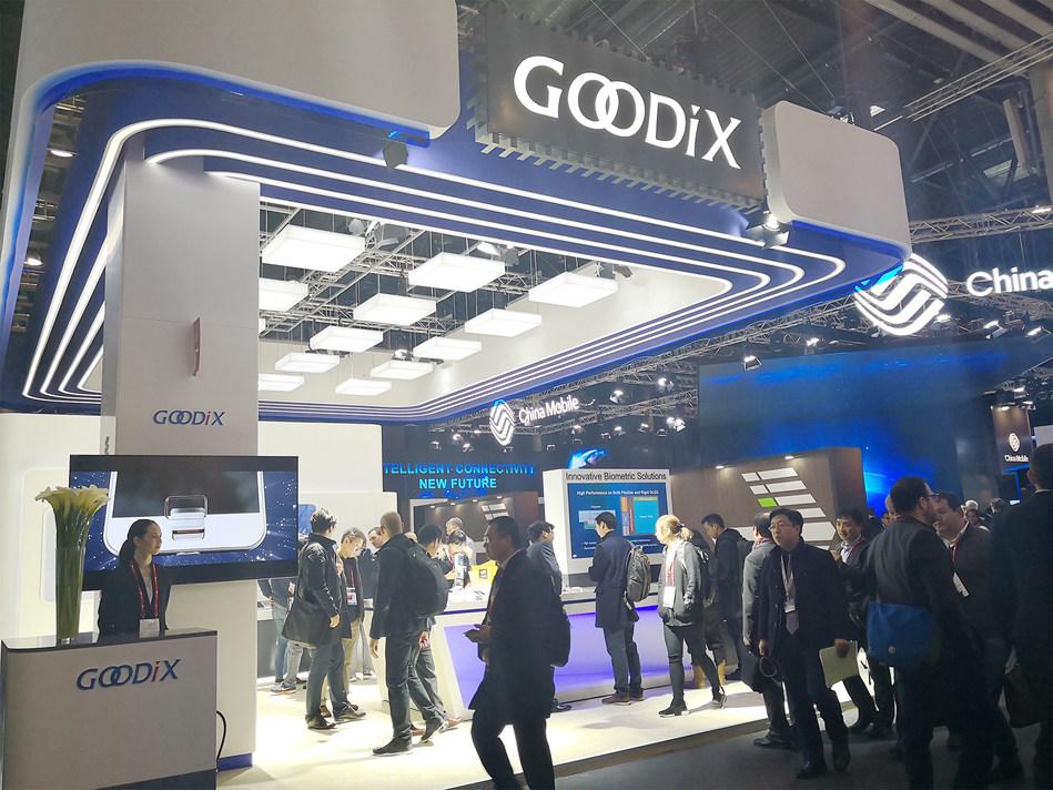Goodix booth No. 1E70