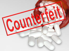 Counterfeit Drugs-Fentanyl