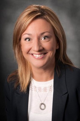 Erica Shine was named vice president of Strategic Initiatives