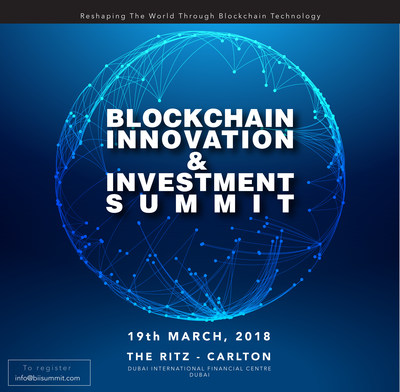 Blockchain Innovation and Investment Summit - Dubai, UAE