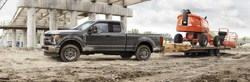 Reviews of the 2018 Ford F-250 and 2018 Ford F-350 Super Duty Trucks