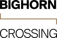 Bighorn Crossing development logo. (PRNewsfoto/Bighorn Crossing)