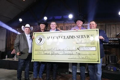 Over the past five years, San Antonio-based Allcat Claims Service has supported Wounded Warrior Project® (WWP) through employment opportunities for wounded veterans and fundraising events.