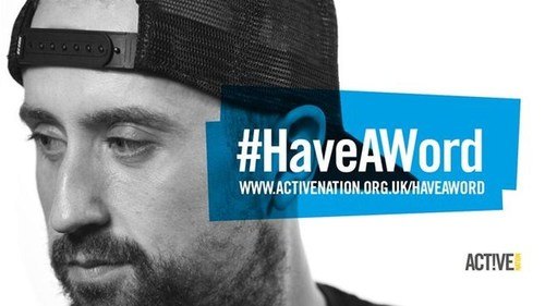 ACTIVE NATION #HaveAWord (PRNewsfoto/ACTIVE NATION)
