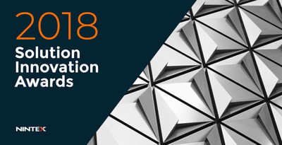 Nintex recognized customers with 2018 Nintex Solution Innovation Awards during its annual conference, Nintex xchange™, all of which are using Nintex technology to digitally transform their workplaces. To learn how enterprises are using Nintex to digitally transform their workplace see more use cases on www.Nintex.com.