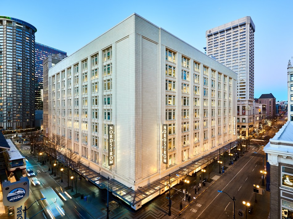 Nordstrom Downtown Seattle Flagship