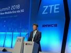 Xu Huijun, vice-président directeur (PRNewsfoto/ZTE Corporation)