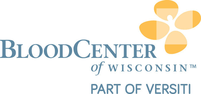 BloodCenter of Wisconsin Logo (PRNewsfoto/BloodCenter of Wisconsin)