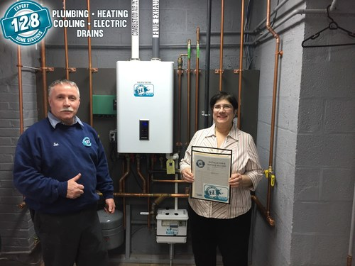 128 Plumbing, Heating, Cooling & Electric explains to Boston-area homeowners the benefits and savings for switching to a natural gas heating system.