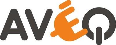 Logo : Association des Véhicules Électriques du Québec (Groupe CNW/AVÉQ Promotion de l'électromobilité)