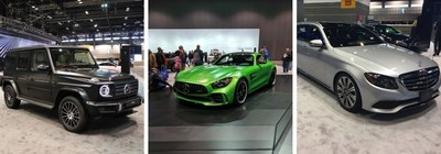 Readers can learn more about the new Mercedes-Benz models on display at the 2018 Chicago Auto Show on the Loeber Motors blog.
