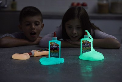 Elmer's gives slime a fun and luminous twist with the launch of Glow in the Dark Glue.