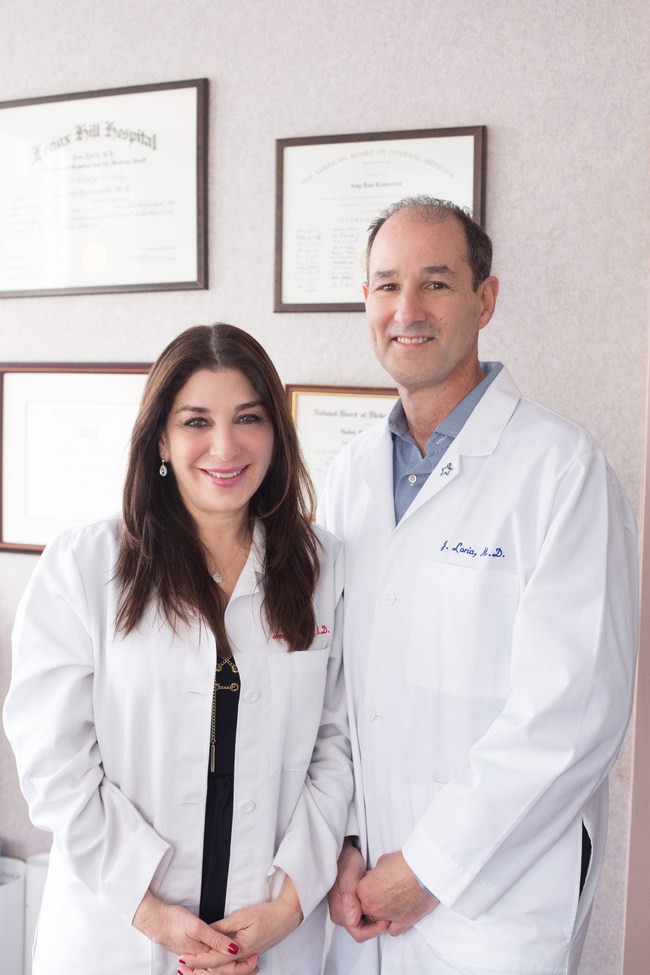 Dr. Lichtenfeld and Dr. Loria of EMA CCPHP, LLC.