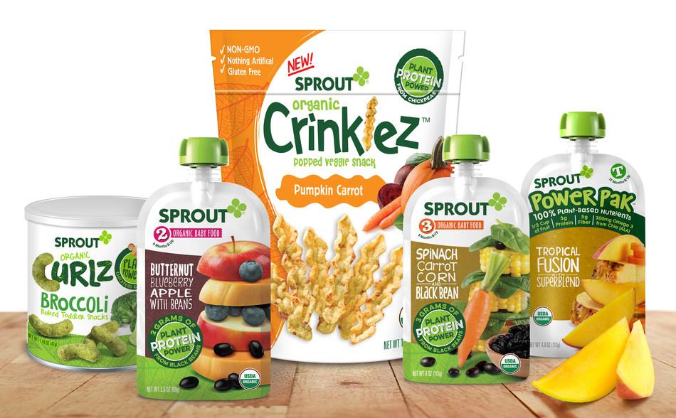 (PRNewsfoto/Sprout Foods)