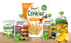 Sprout Leads The Way In Plant-Powered Nutrition For Infants