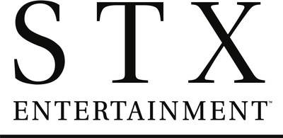 STX Entertainment Logo (PRNewsfoto/STX Entertainment)