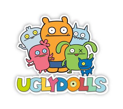 UglyDolls Logo