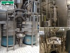 Automated food screening filtration equipment (PRNewsfoto/Russell Finex Sieves & Filters)