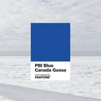 Canada Goose announces customized Pantone colour - PBI Blue - to celebrate International Polar Bear Day