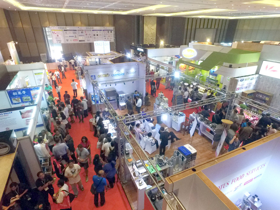 Food, Hotel & Tourism Bali 1-3 March 2018, Bali Nusa Dua Convention Centre