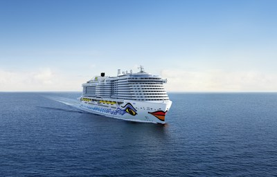 Carnival Corporation announced it has signed a shipbuilding contract for a third next-generation LNG cruise ship for its rapidly growing AIDA Cruises brand, the leading cruise line in Germany.