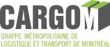 Logo : CargoM (Groupe CNW/Grappe Métropolitaine de Logistique et Transport Montréal)