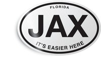 Jax, It's Easier Here. (PRNewsfoto/Visit Jacksonville and the Beac)