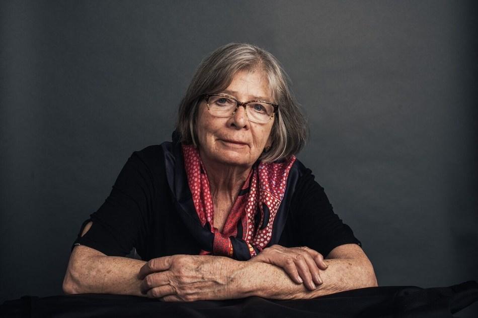 2018 Erasmus Prize Awarded to Barbara Ehrenreich (PRNewsfoto/Praemium Erasmianum Foundation)