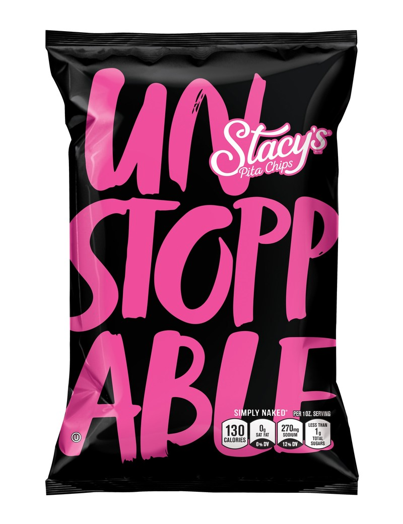 "Stacy's Pita Chips Debuts ""Rising to the Occasion"" Original Art Packaging In Honor of Women's History Month"