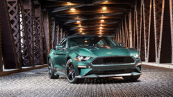 50th Anniversary Ford Mustang Bullitt revealed at 2018 Detriot Auto Show