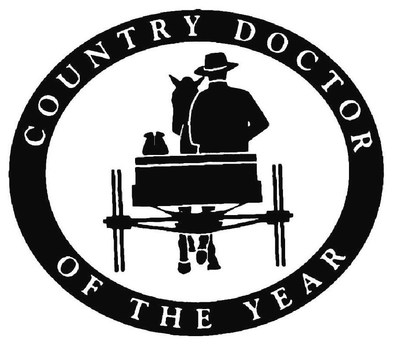 2018 Country Doctor of the Year from Staff Care, and AMN Healthcare company