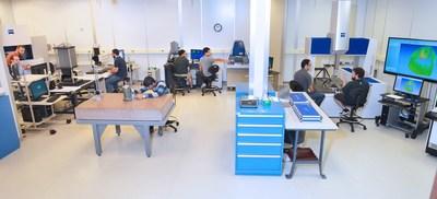 University of North Carolina Charlotte's Center for Precision Metrology (CPM), a world premier university metrology lab.