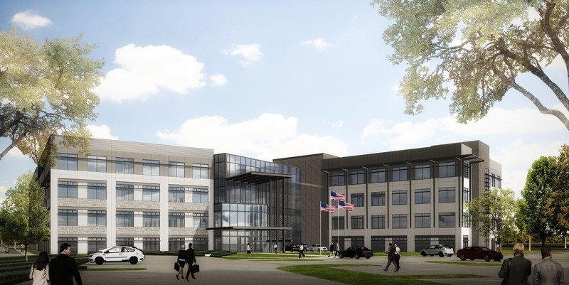 mercedes benz financial services breaks ground on new