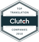 Clutch Unveils Top Translation & Transcription Service Providers in 2018