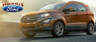 Schedule a test drive of the 2018 Ford EcoSport at Harris Ford near Jonesboro, AR.