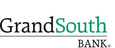 20th anniversary logo (PRNewsfoto/GrandSouth Bancorporation)