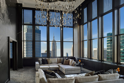 Lotte New York Palace Champagne Suite