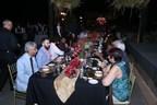 Sit Down Dinner (PRNewsfoto/Rustomjee)