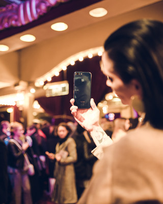 Honor 9 Lite's first show at Paris Fashion Week