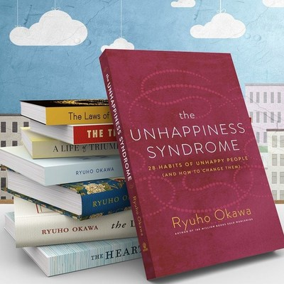 With Over 100 Million Copies of Books Sold, Best-Selling Author Ryuho Okawa Offers Hi Photo